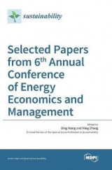 Omslag - Selected Papers from 6th Annual Conference of Energy Economics and Management