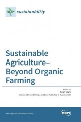 Omslag - Sustainable Agriculture-Beyond Organic Farming