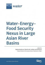 Omslag - Water-Energy-Food Security Nexus in Large Asian River Basins