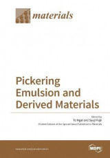 Omslag - Pickering Emulsion and Derived Materials