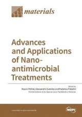 Omslag - Advances and Applications of Nano-Antimicrobial Treatments
