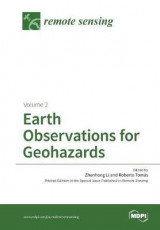 Omslag - Earth Observations for Geohazards