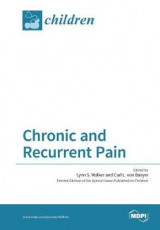 Omslag - Chronic and Recurrent Pain