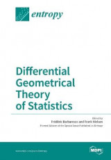 Omslag - Differential Geometrical Theory of Statistics