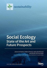 Omslag - Social Ecology State of the Art and Future Prospects