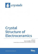 Omslag - Crystal Structure of Electroceramics