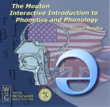 Omslag - The Mouton Interactive Introduction to Phonetics and Phonology