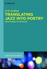 Omslag - Translating Jazz into Poetry