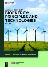 Omslag - Bioenergy. Volume 1