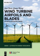 Omslag - Wind Turbine Airfoils and Blades