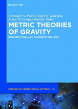 Omslag - Metric Theories of Gravity