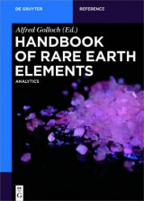 Omslag - Handbook of Rare Earth Elements