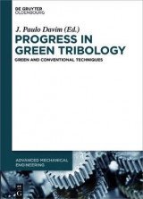 Omslag - Progress in Green Tribology