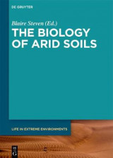 Omslag - The Biology of Arid Soils