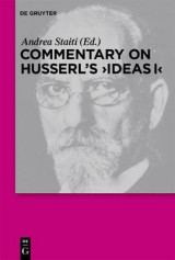Omslag - Commentary on Husserl's