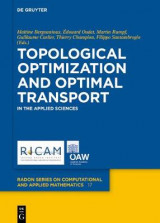 Omslag - Topological Optimization and Optimal Transport