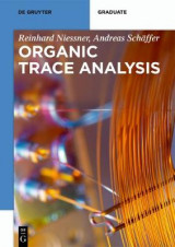 Omslag - Organic Trace Analysis