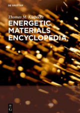 Omslag - Energetic Materials Encyclopedia