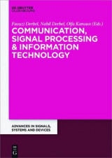 Omslag - Communication, Signal Processing & Information Technology