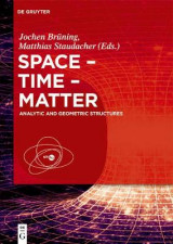Omslag - Space - Time - Matter