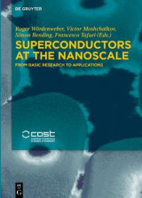 Omslag - Superconductors at the Nanoscale