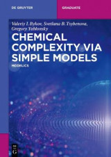 Omslag - Chemical Complexity Via Simple Models