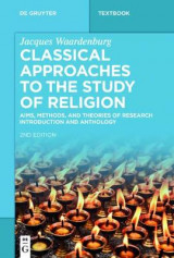 Omslag - Classical Approaches to the Study of Religion