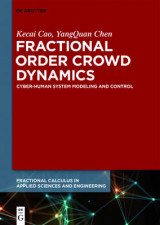 Omslag - Fractional Order Crowd Dynamics