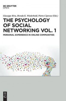 The Psychology of Social Networking: Vol.1 av Giuseppe Riva, Brenda K. Wiederhold og Pietro Cipresso (Innbundet)