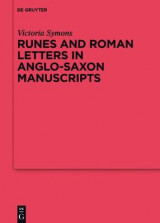 Omslag - Runes and Roman Letters in Anglo-Saxon Manuscripts