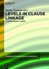 Omslag - Levels in Clause Linkage