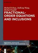 Omslag - Fractional-Order Equations and Inclusions