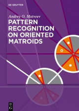 Omslag - Pattern Recognition on Oriented Matroids