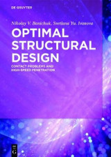 Omslag - Optimal Structural Design