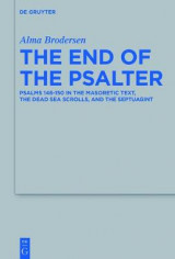 Omslag - The End of the Psalter
