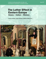 Omslag - The Luther Effect in Eastern Europe