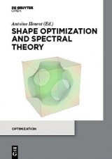 Omslag - Shape optimization and spectral theory