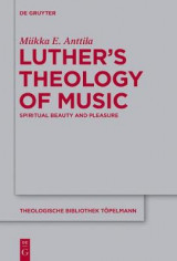 Omslag - Luther's Theology of Music