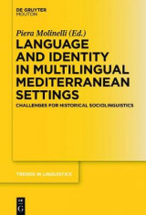 Omslag - Language and Identity in Multilingual Mediterranean Settings