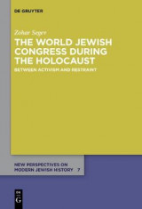 Omslag - The World Jewish Congress during the Holocaust