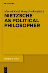 Omslag - Nietzsche as Political Philosopher
