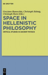 Omslag - Space in Hellenistic Philosophy