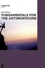Omslag - Fundamentals for the Anthropocene