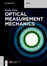 Omslag - Optical Measurement Mechanics