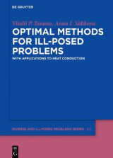 Omslag - Optimal Methods for Ill-Posed Problems