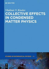 Omslag - Collective Effects in Condensed Matter Physics