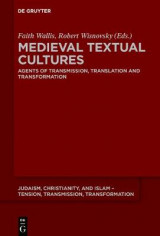 Omslag - Medieval Textual Cultures