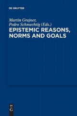 Omslag - Epistemic Reasons, Norms and Goals