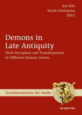 Omslag - Demons in Late Antiquity