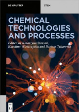 Omslag - Chemical Technologies and Processes